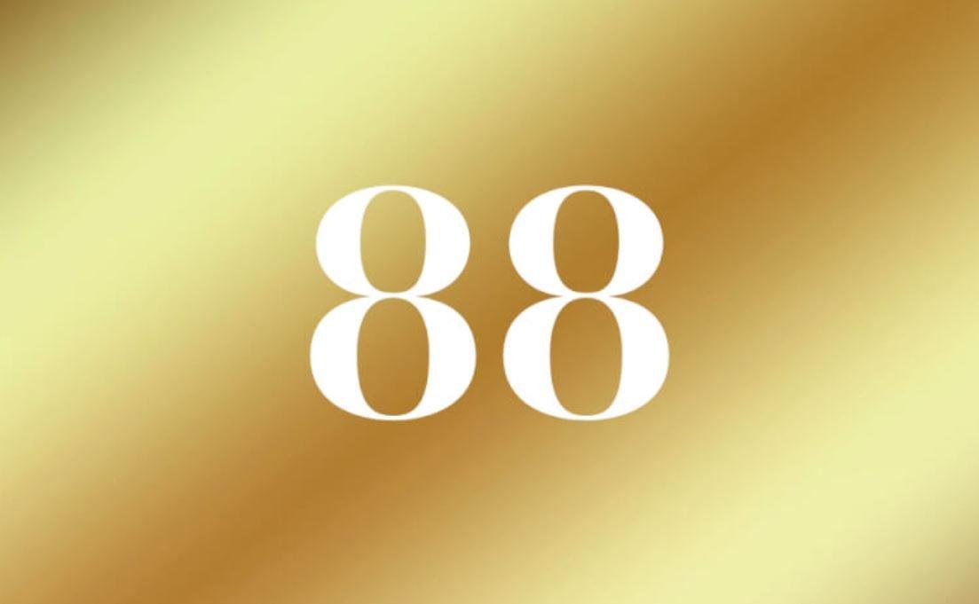 Significato del Numero Angelico 88