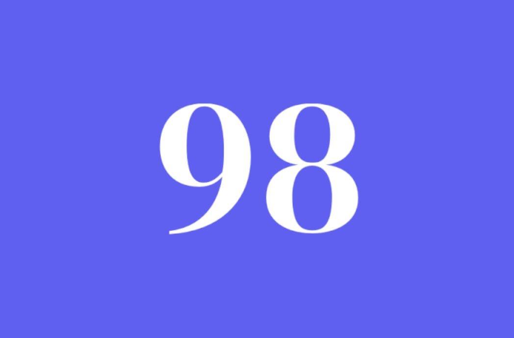 Significato del Numero Angelico 98