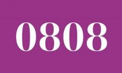 Significato del Numero Angelico 08:08 - Numeri Doppi