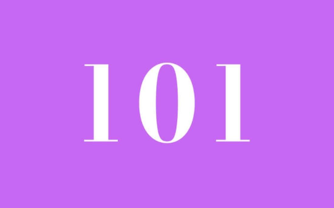 Significato del Numero Angelico 101