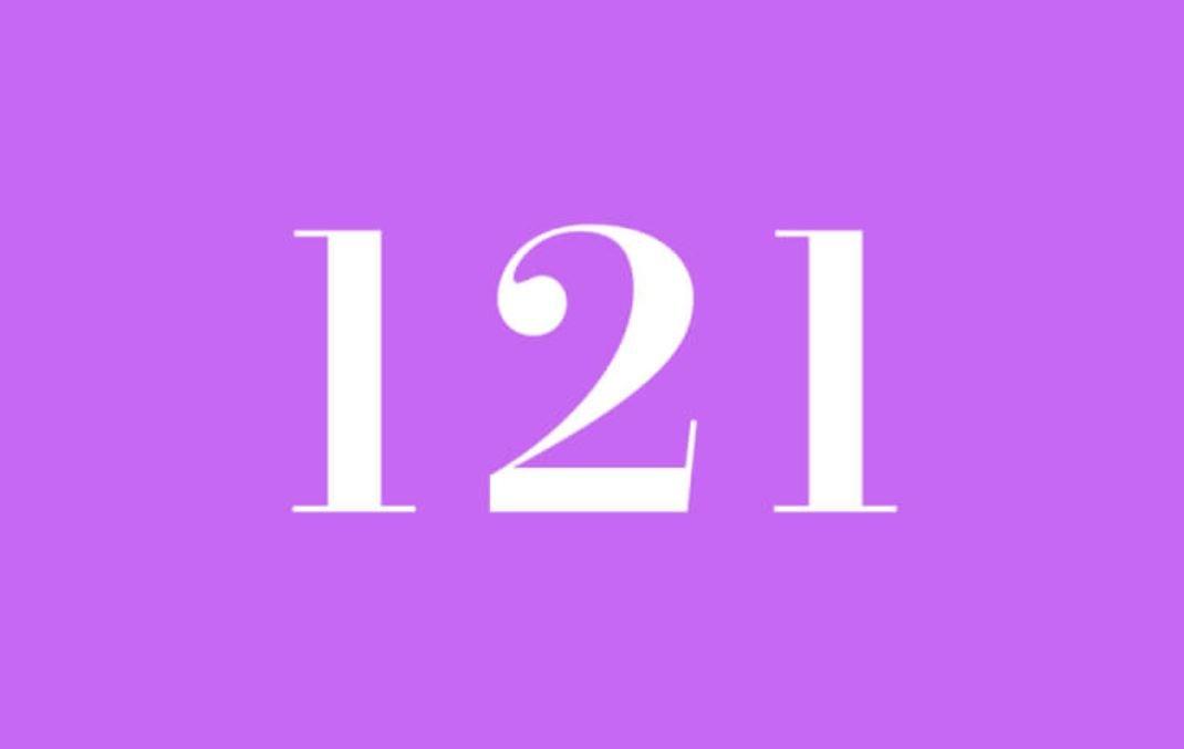 Significato del Numero Angelico 121