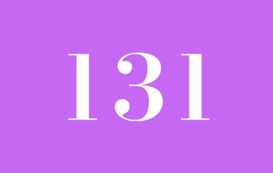 Significato del Numero Angelico 131
