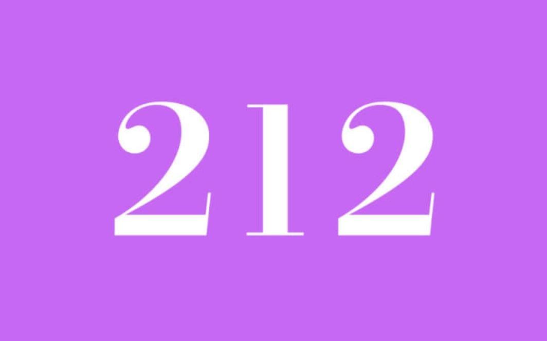 Significato del Numero Angelico 212