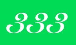 Significato del Numero Angelico 333: Numeri Angelici