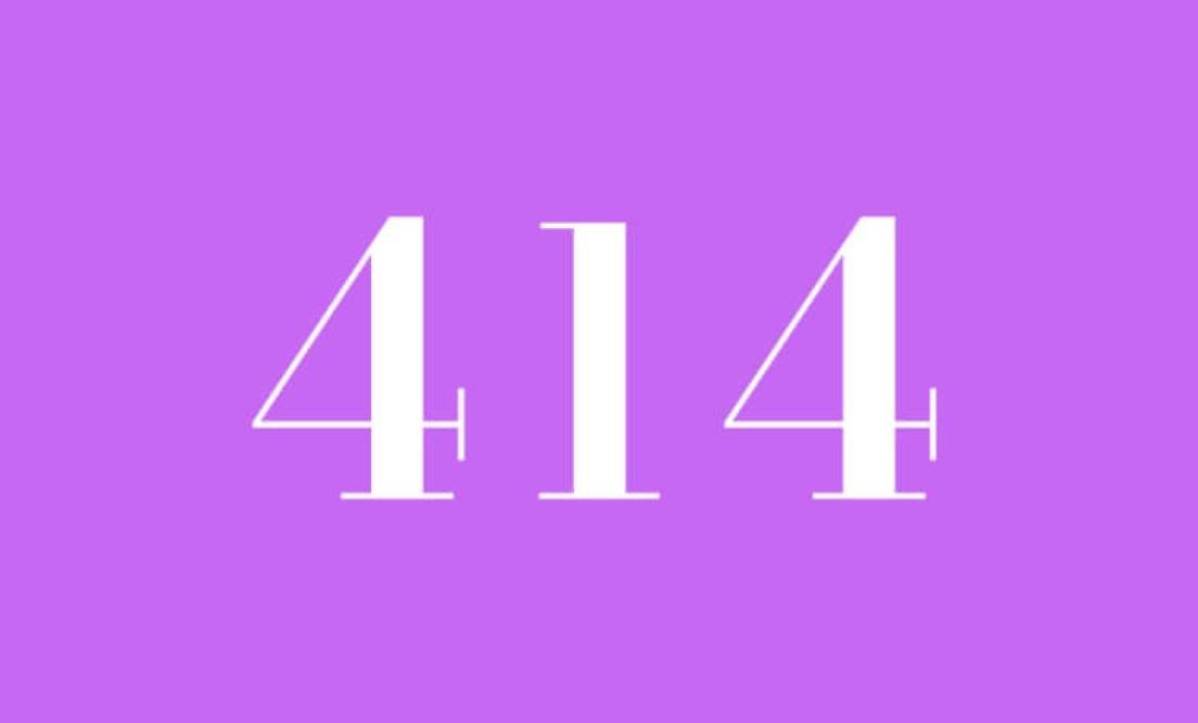 Significato del Numero Angelico 414