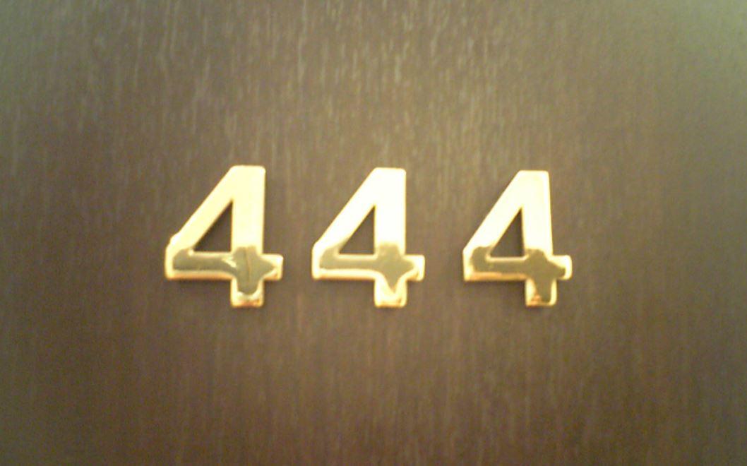 Significato del Numero Angelico 444