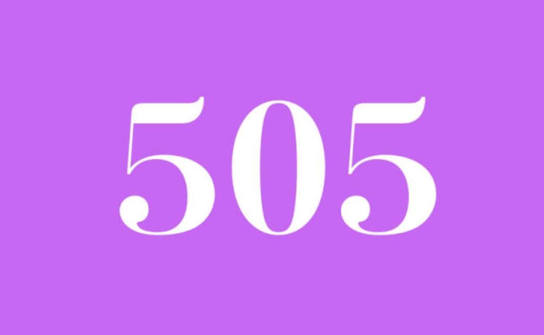 Significato del Numero Angelico 505