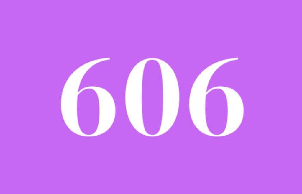 Significato del Numero Angelico 606