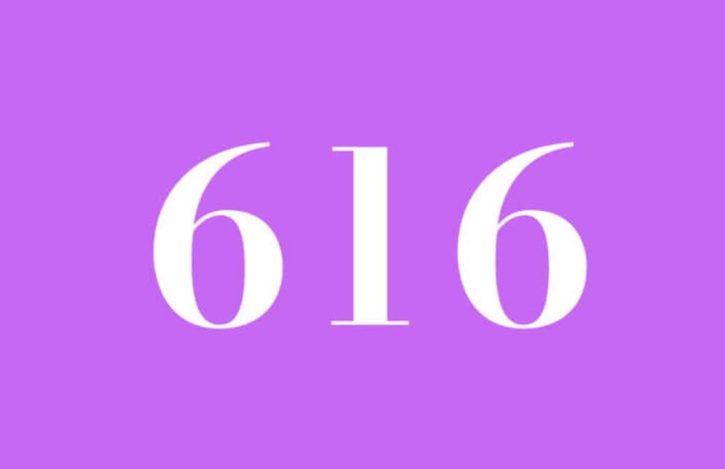 Significato del Numero Angelico 616