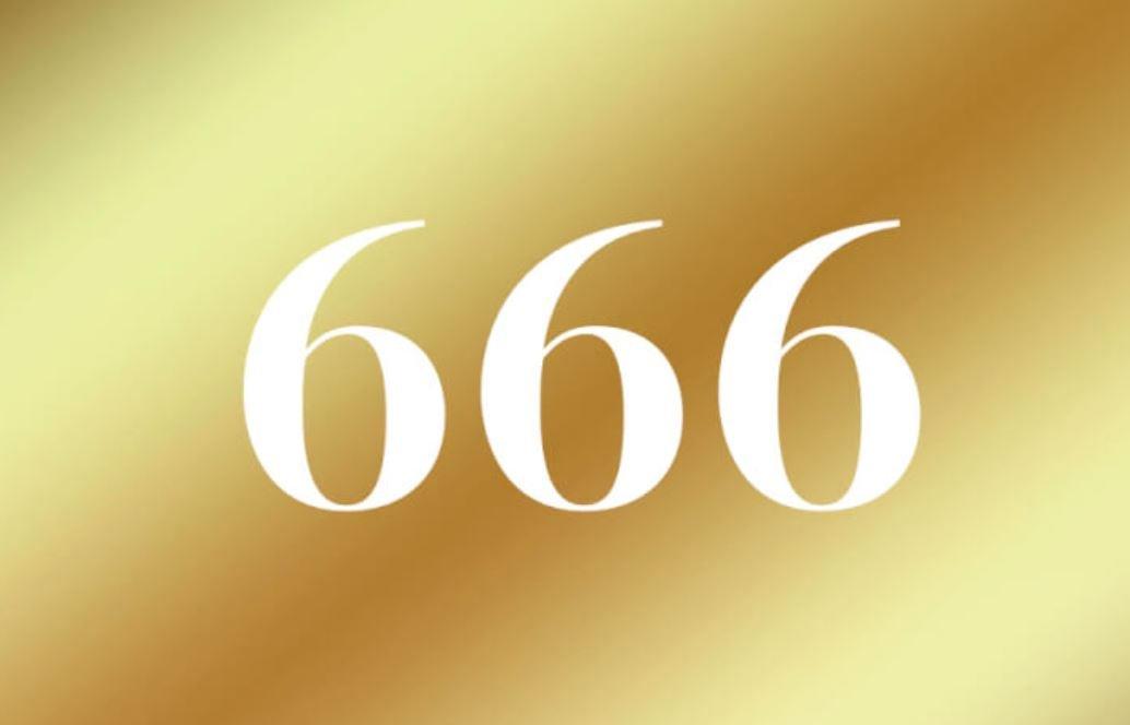 Significato del Numero Angelico 666
