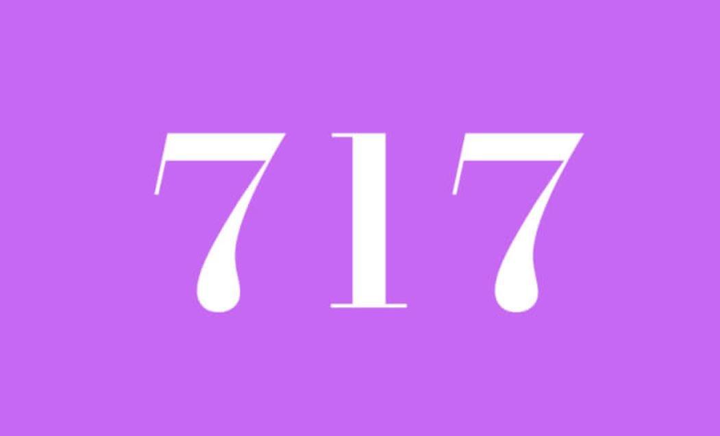 Significato del Numero Angelico 717