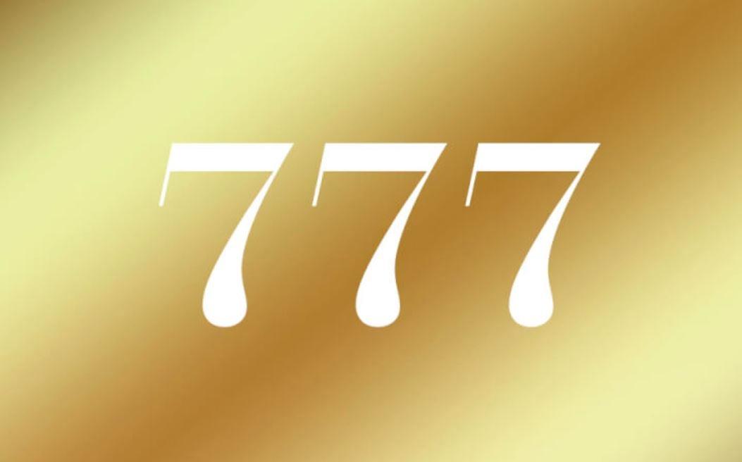Significato del Numero Angelico 777