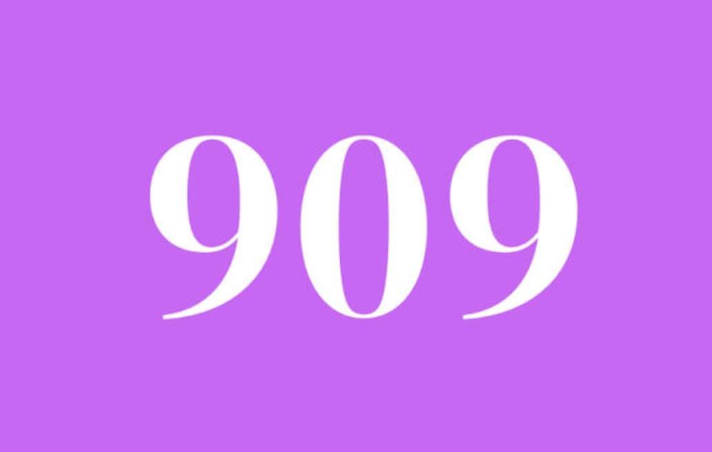 Significato del Numero Angelico 909