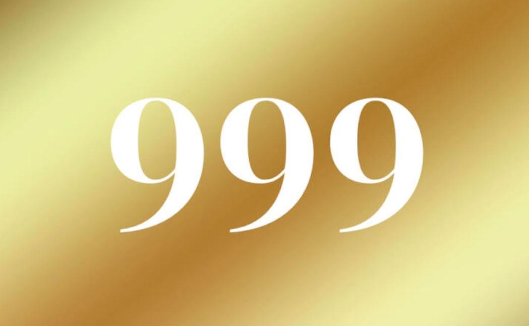 Significato del Numero Angelico 999