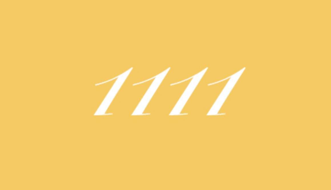 Significato del Numero Angelico 11:11