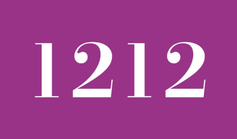 Significato del Numero Angelico 12:12