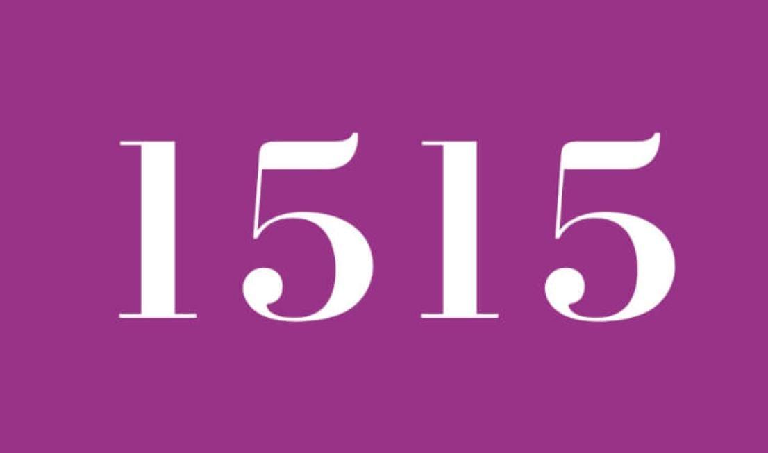 Significato del Numero Angelico 15:15