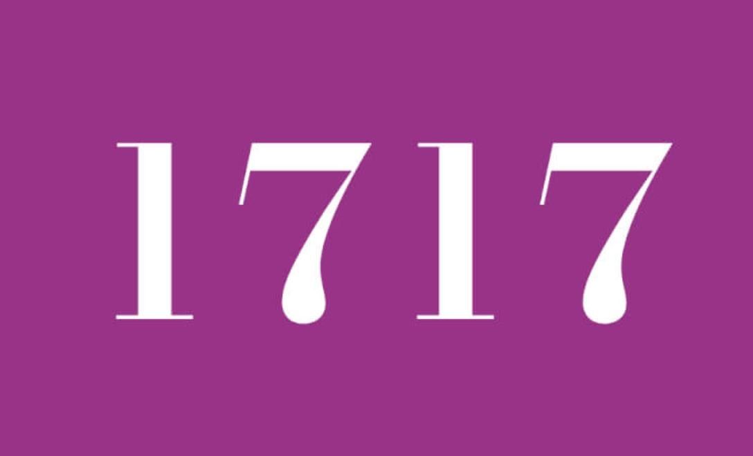 Significato del Numero Angelico 17:17