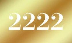 Significato del Numero Angelico 22:22 - Numeri Doppi