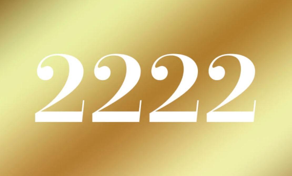 Significato del Numero Angelico 22:22