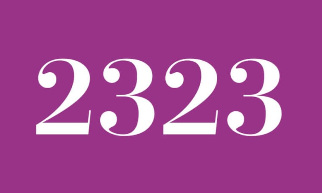 Significato del Numero Angelico 23:23
