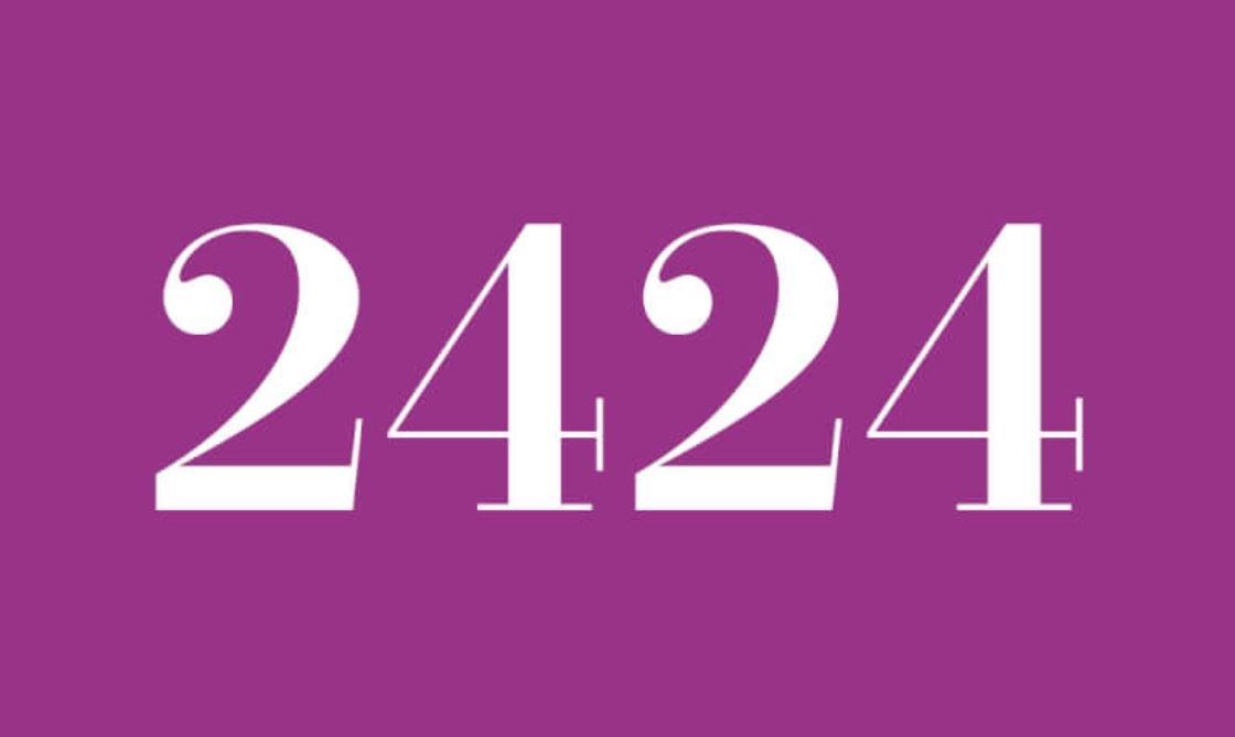 Significato del Numero Angelico 24:24