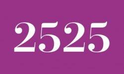 Significato del Numero Angelico 2525 - Numeri Doppi