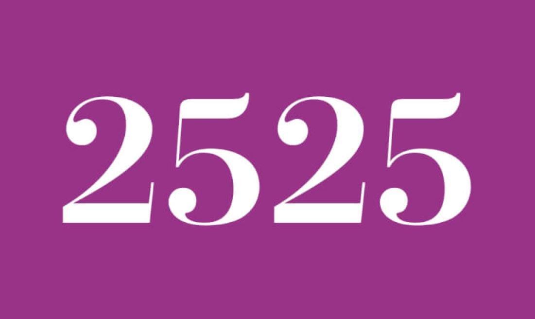 Significato del Numero Angelico 25:25