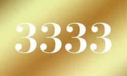 Significato del Numero Angelico 3333: Numeri Angelici