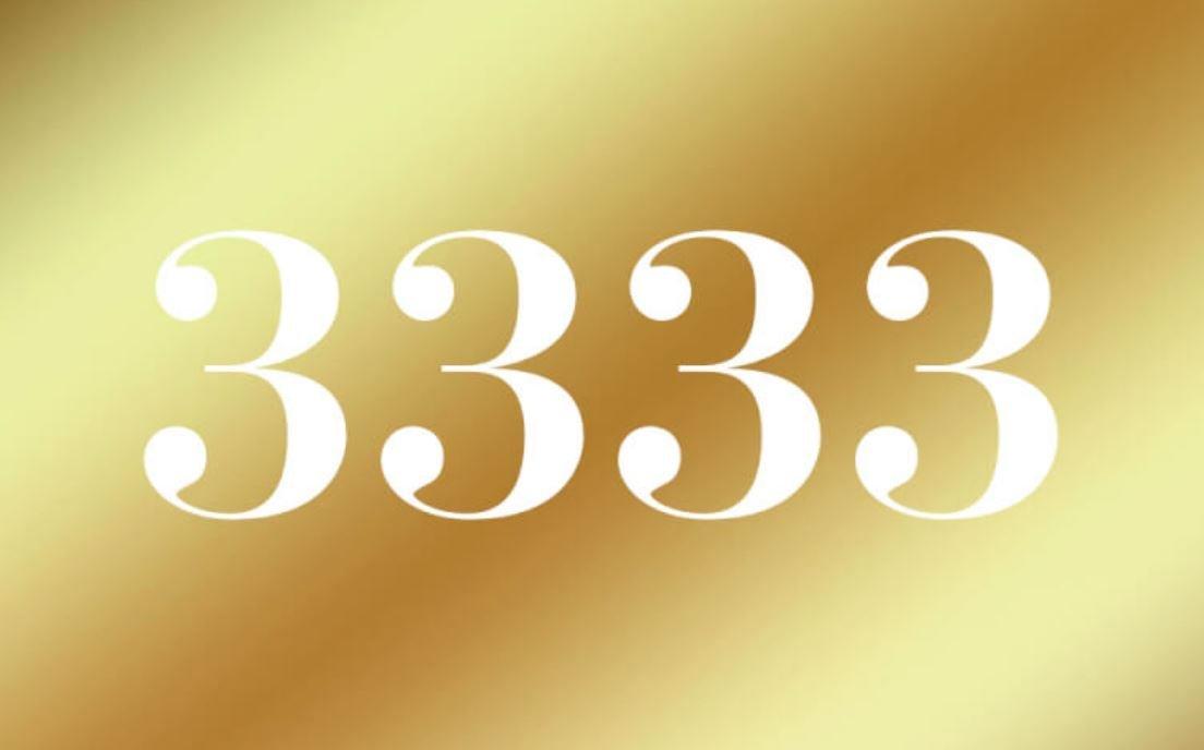 Significato del Numero Angelico 3333