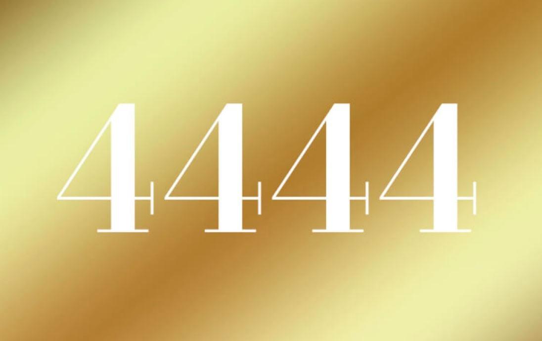 Significato del Numero Angelico 4444