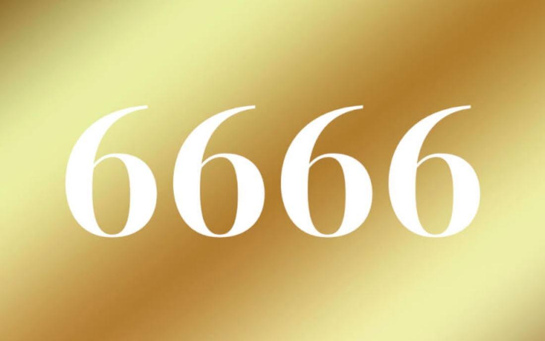 Significato del Numero Angelico 6666