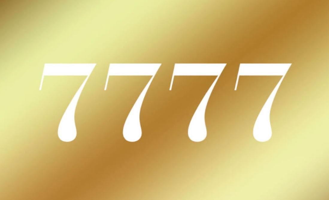 Significato del Numero Angelico 7777