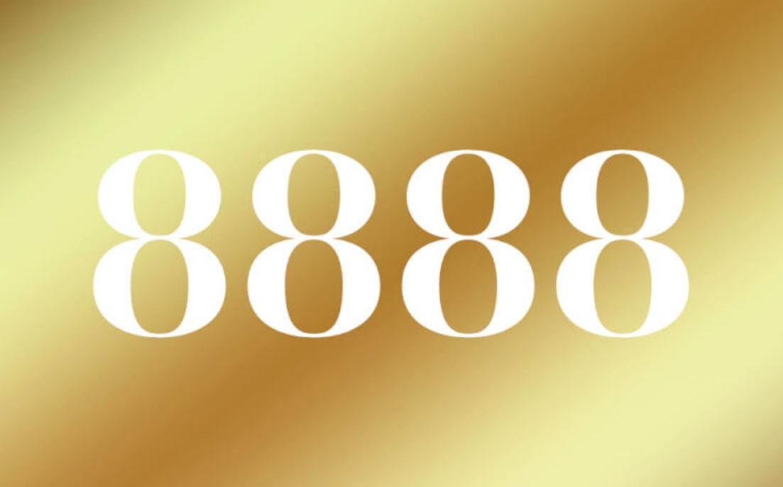 Significato del Numero Angelico 8888