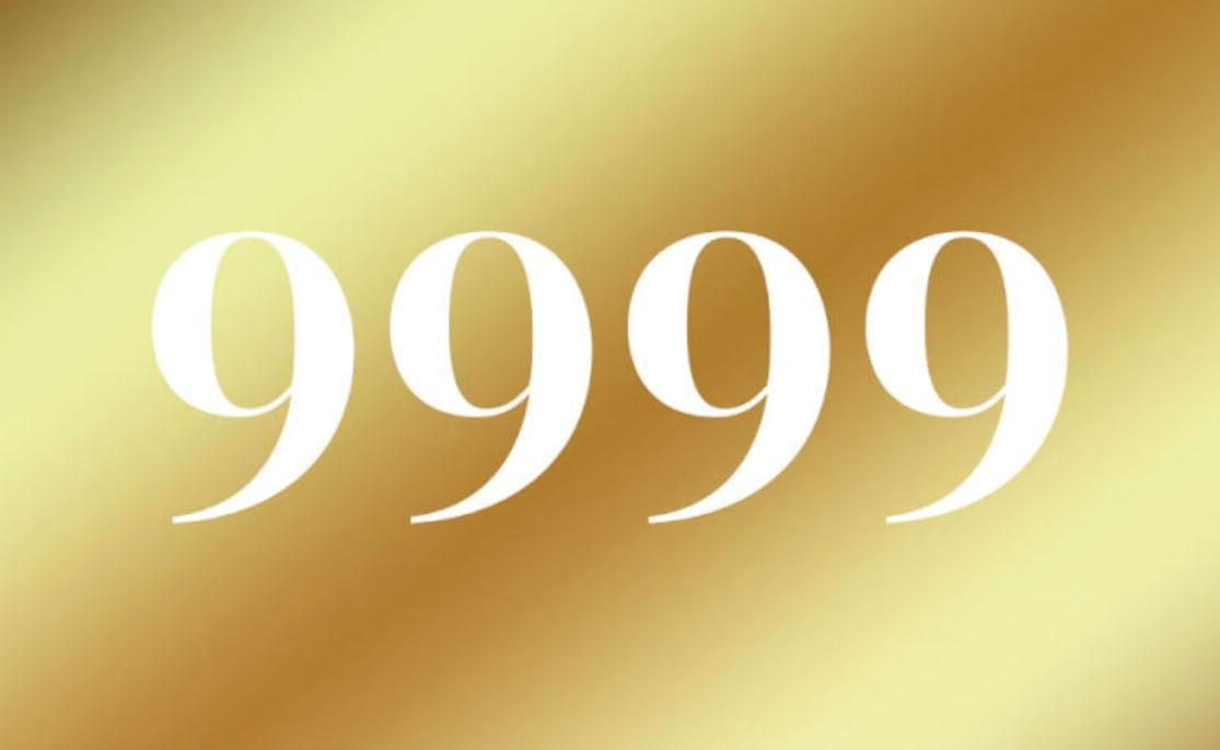 Significato del Numero Angelico 9999