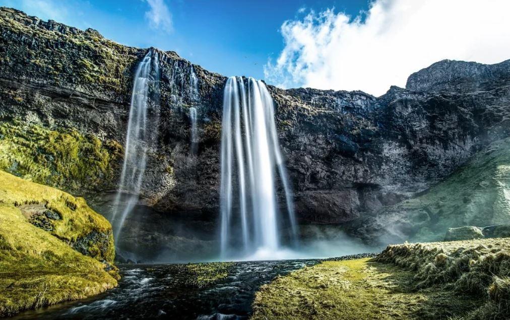Sognare una cascata