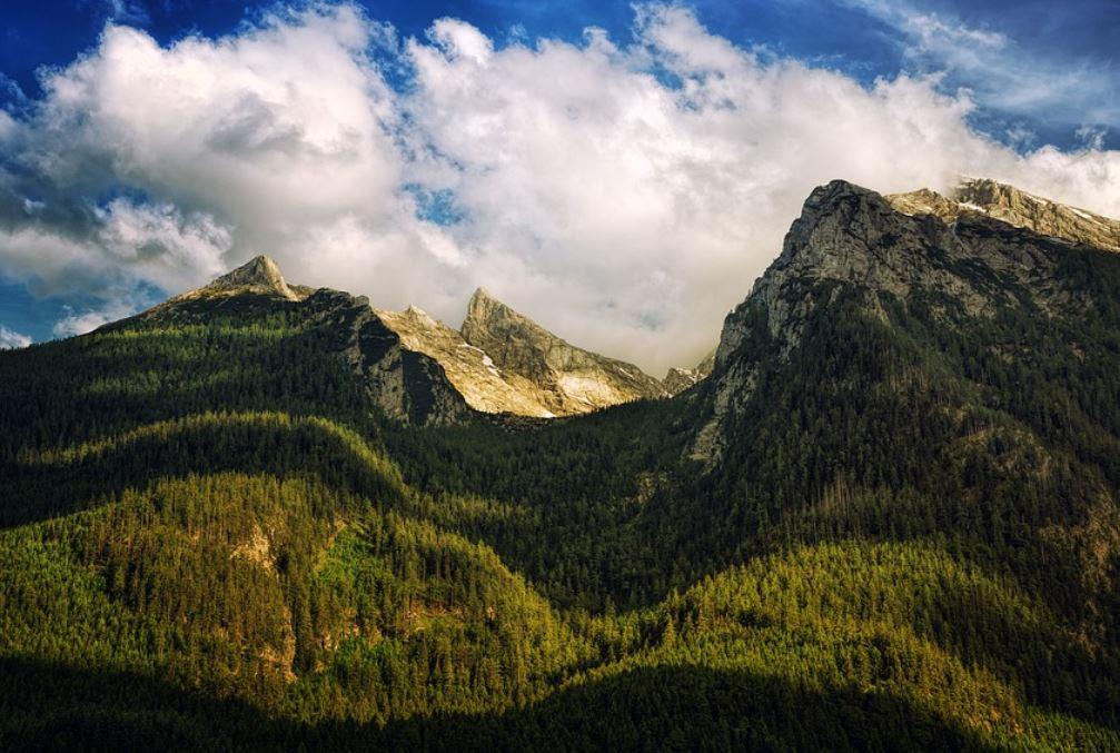 Sognare montagna
