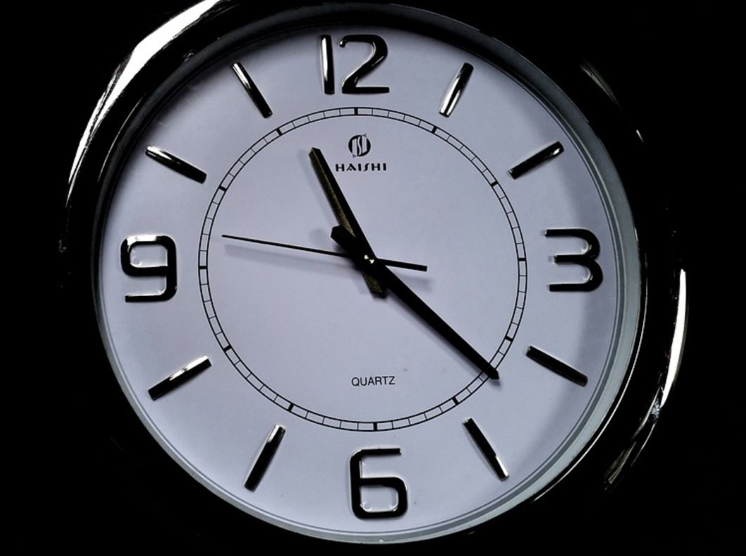 10:10 - Significato ore doppie