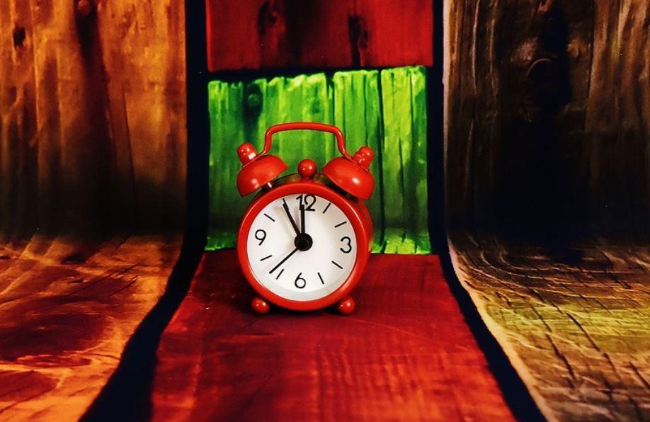 22:22 - Significato ore doppie